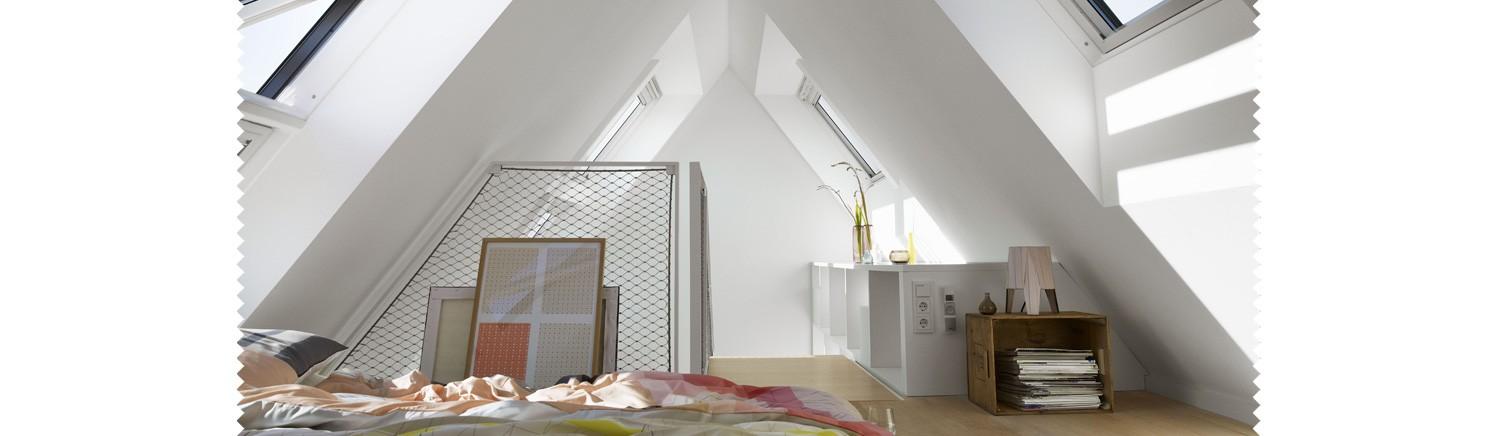 Velux atelier artwood for Lumiere chambre sans fenetre